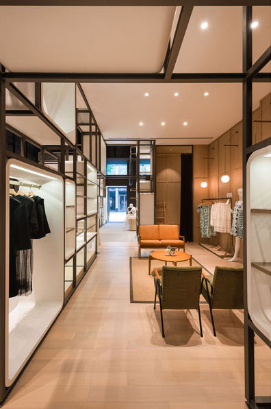 The Modular Lilong Fashion Boutique Lukstudio